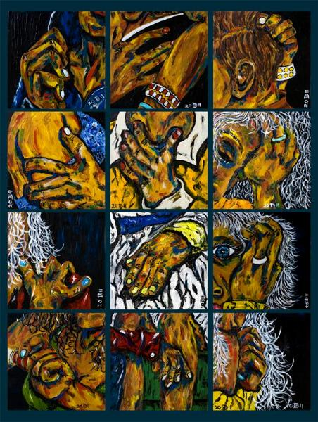 The Hand Series (version II)
