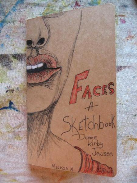 Faces: A Sketchbook