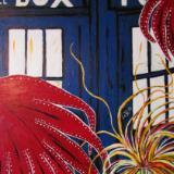 The TARDIS in Deep Botany.