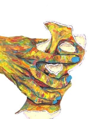 Disintegration of identity #20