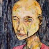 Deep in introspection, she comes to terms with her last days as cancer takes full possession of her body