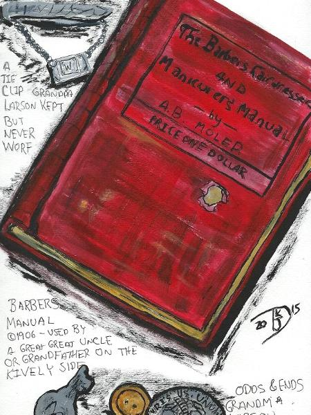 Tokens of Tactile Memories 3