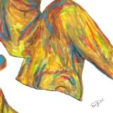 Disintegration of identity #11