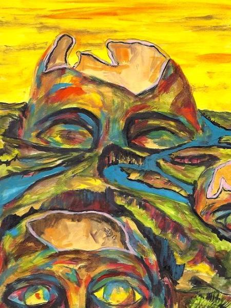 Disintegration of identity #55