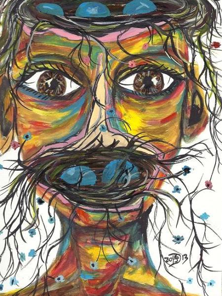Disintegration of identity #49