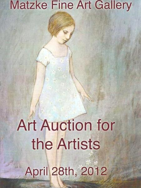 """Art Auction For Artists."""