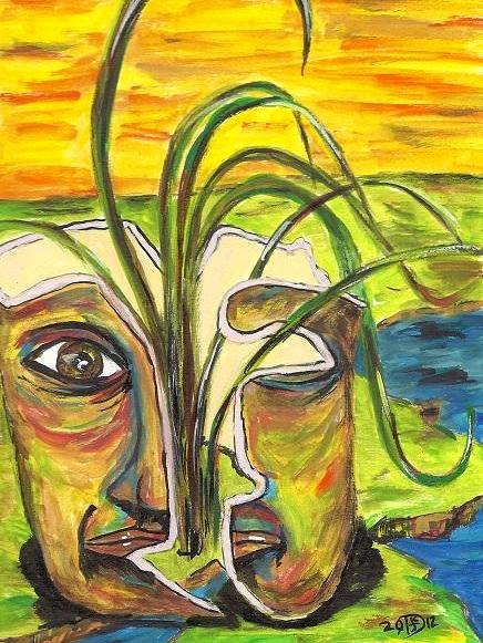 Disintegration of identity #27