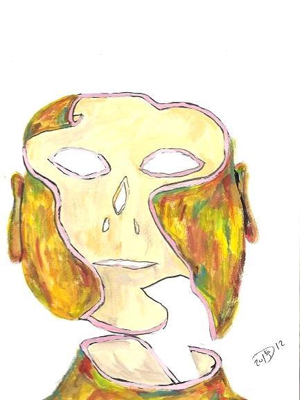 Disintegration of identity #16