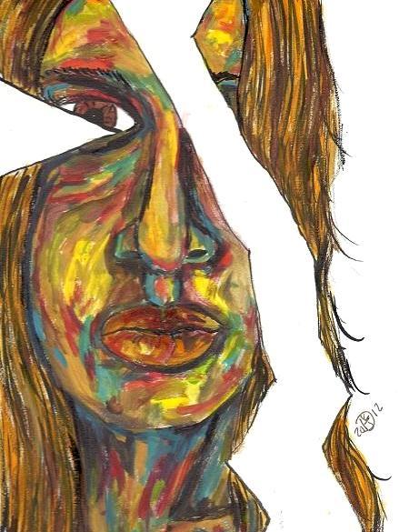 Disintegration of identity #10