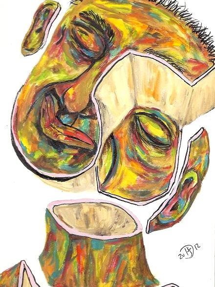 Disintegration of identity #18