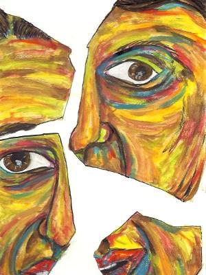 Disintegration of identity #7