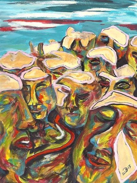 Disintegration of identity #51