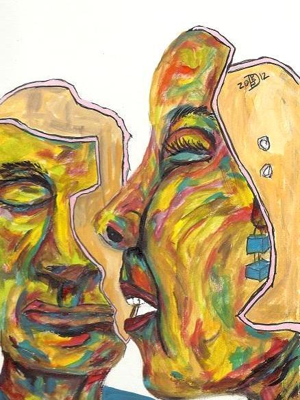 Disintegration of identity #15