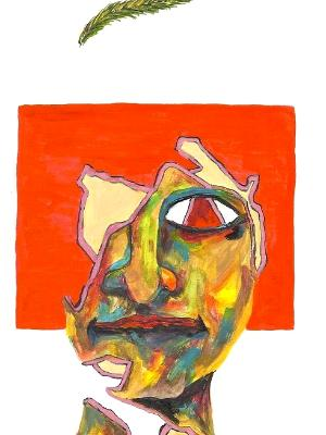 Kohaku #14/Disintegration of identity #54