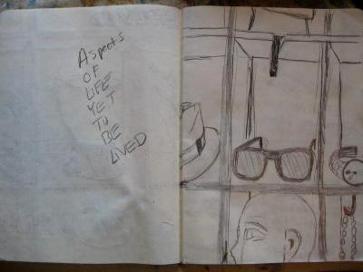 Sketches for Mannikin Dreams and Despair