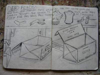 Dead Heads: