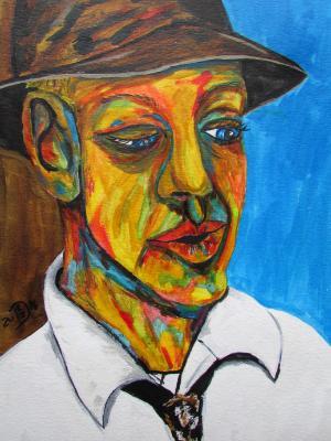 David Callaway: Poet. Wanderer. Drinker of Fine Whisky. Juggler of Words.