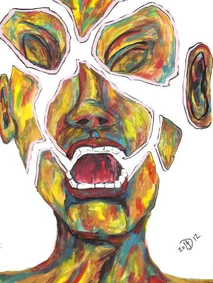 Disintegration of identity #17