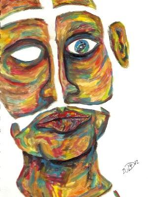 Disintegration of identity #2
