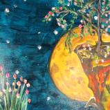 Harvest Moon Brings Distant Howls.