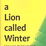 a Lion called Winter