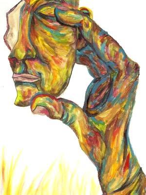 Disintegration of identity #8