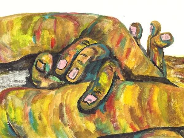 The Sorrows of Purgatory # 3
