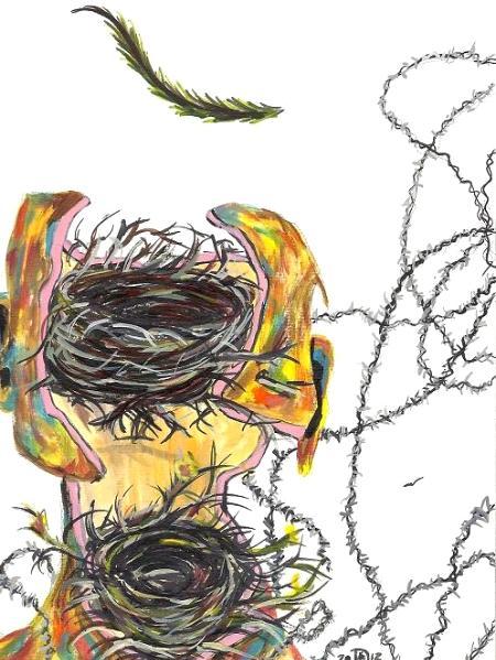 Disintegration of identity #42