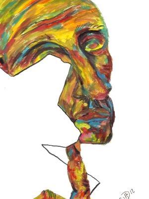 Disintegration of identity #9