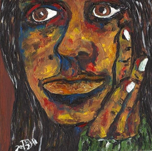 Tihana: Contemplating the life growing inside
