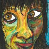 Artist Series. Artist #1: Débora Arobéd... artist, friend, muse, wind-dancer.