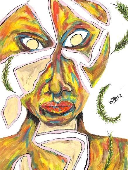 Disintegration of identity #25