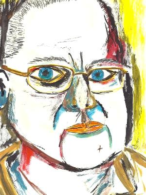 Portrait of the Artist (2.22.13):