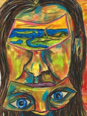Disintegration of identity #56