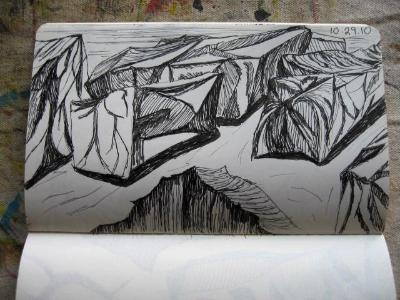 Whispered Lands Sketchbook