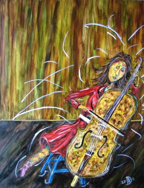 The Gypsy Cello.